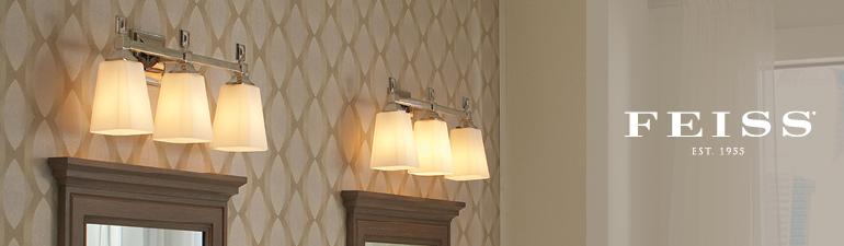 Vanity Lights - Bathroom Fixtures - Lighting Fixtures   Salt Box ...