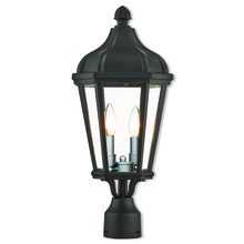 Livex Lighting 76188-14 - 2 Lt TBK Outdoor Post Top Lantern