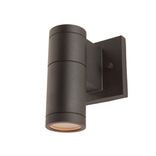 Artcraft AC8001BK - Nuevo 1 Light  AC8001BK Black Outdoor Light