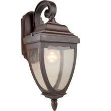 Artcraft AC8911BK - Oakridge 1 Light AC8911BK Black Outdoor Light