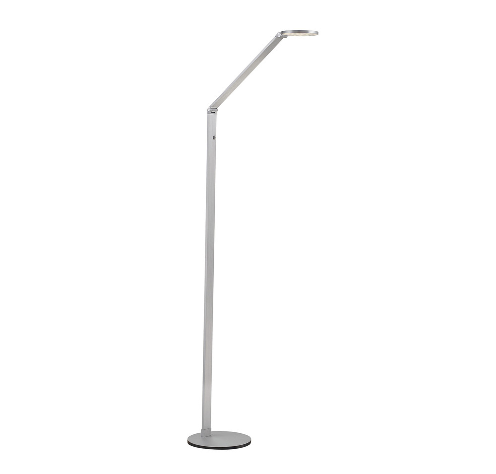 Fusion LED Floor Lamp with Dimmer
