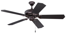"Craftmade CES52OB - Pro Energy Star 52"" Ceiling Fan in Oiled Bronze (Blades Sold Separately)"
