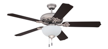 "Craftmade K11212 - Cecilia Unipack 52"" Ceiling Fan Kit with Light Kit in Athenian Obol"
