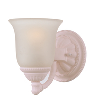 Crystorama 681-BH - Crystorama Chesapeake 1 Light Blush Sconce