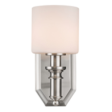 Golden 2116-BA1 PW-OP - 1 Light Bath Vanity