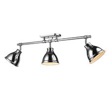Golden 3602-3SF CH-CH - Semi-Flush - Track Light