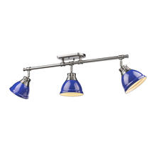 Golden 3602-3SF PW-BE - Semi-Flush - Track Light