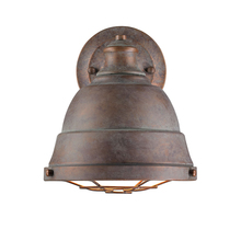 Golden 7312-1W CP - 1 Light Wall Sconce