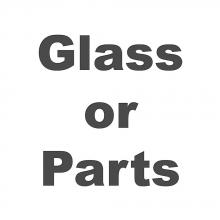 Sea Gull G500583-34 - White Replacement Glass