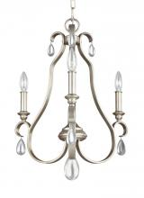 Feiss F3069/3SRS - 3 - Light Chandelier